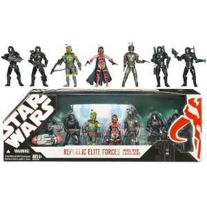 Star Wars 30th Anniversary Collection  Mandalorians And Omega Squad