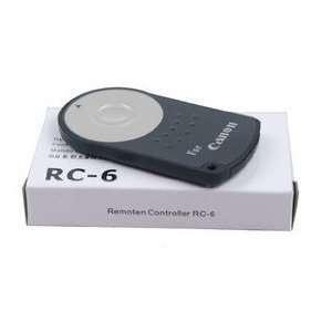 Rc 6 Wireless Remote Rc6 Wireless shutter Canon 600 D / 5