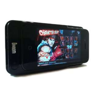 DIVOOM iFit 4 Black Portable iPhone 4, 4S, iPod Touch Docking Speaker