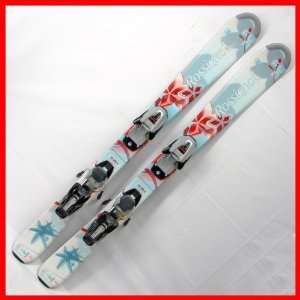 Rossignol Fun Girl Junior Snow Skis