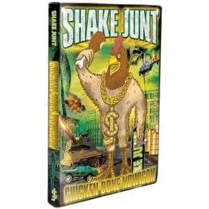 Shake Junt Chicken Bone Nowison DVD (NEW & SEALED): Movies