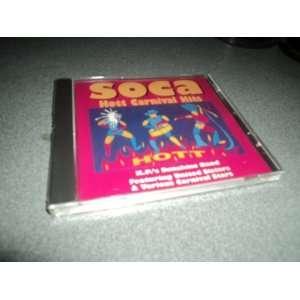 Soca Hot Carnival Hits Various Artists Music