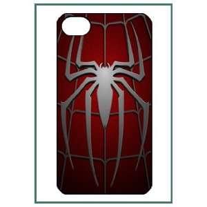 Spiderman iPhone 4s iPhone4s Black Designer Hard Case