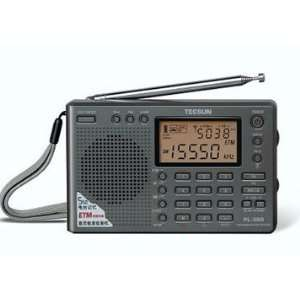 TECSUN PL 380 DSP FM stereo. MW. SW. LW. World Band PLL Radio Receiver
