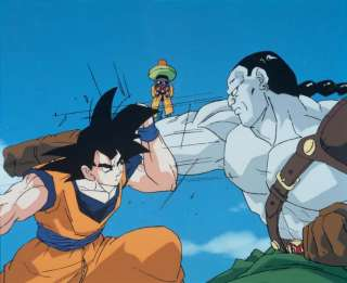 Stills from Dragon Ball Z: Super Android 13 (Click for larger image