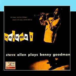 EP Swing, Plays Benny Goodman Steve Allen And His Orchestra Music
