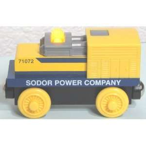 Generator Car Thomas & Friends Wooden Train Loose Item: Toys & Games