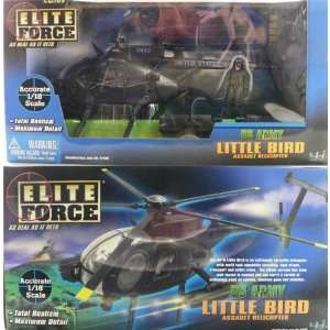 18 Scale US Army Little Bird Assault Helicopter MIB: Toys & Games
