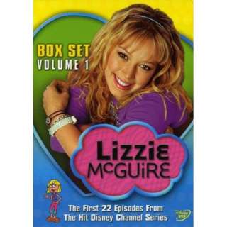 Lizzie McGuire Box Set Volume One Hilary Duff, Adam