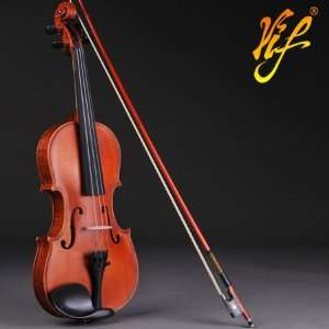 Full Size Maple Wood Advanced Violin & Case Musical Instruments