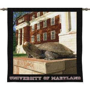 Woven Tapestry Wall Hanging   34 x 26  Home & Kitchen