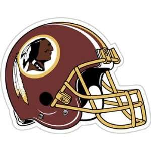 Washington Redskins NFL 12 inch Vinyl Magnet Set Of 2
