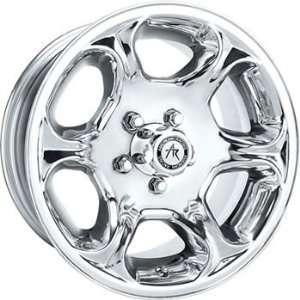 American Racing Python 16x8 Polished Wheel / Rim 8x6.5