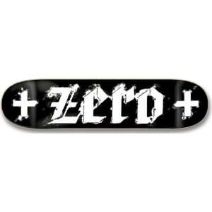 Zero White Cross