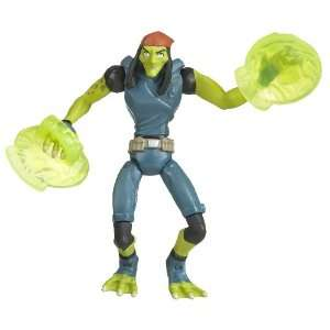 Wolverine and the X Men Animated Action Figure Toad  Toys & Games