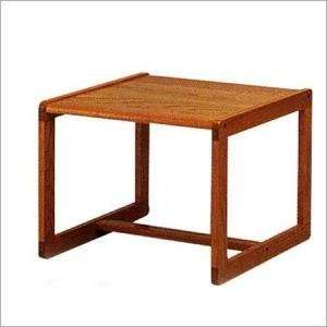 Lesro Classic Sled Base Corner Table
