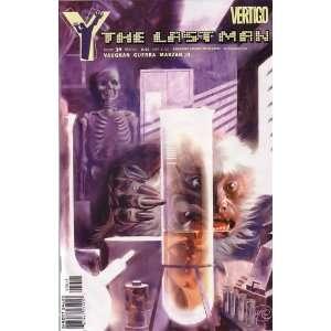 Y The Last Man, #30 (Comic Book) VERTIGO Books
