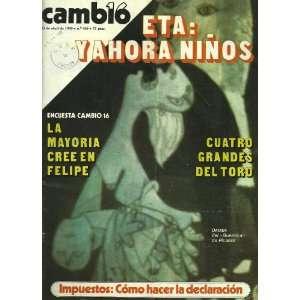 , 13 de abril de 1980 N° 436, ETA YAHORA NINOS, LA MAYORIA CREE EN