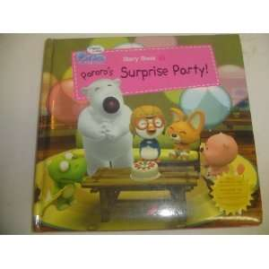Surprise Party (Pororo The Little Penguin, Story Book 2