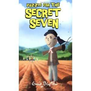 Puzzle for the Secret Seven [Paperback] Enid Blyton