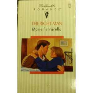 The Right Man (Silhouette Romance No. 932) (9780373089321