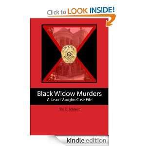 Black Widow Murders A Jason Vaughn Case File (The Jason Vaughn Case