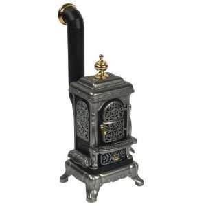 Dollhouse Miniature Bodo Hennig® Victorian Parlor Stove : Toys
