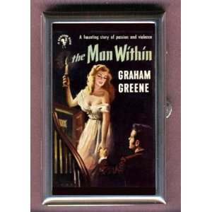 THE MAN WITHIN GRAHAM GREENE Coin, Mint or Pill Box: Made