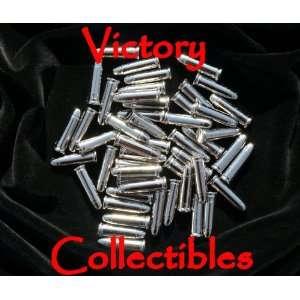 50 Replica Silver Bullets   Colt Denix Gun Revolver Dummy