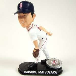 Boston Red Sox Daisuke Matsuzaka Forever Collectibles