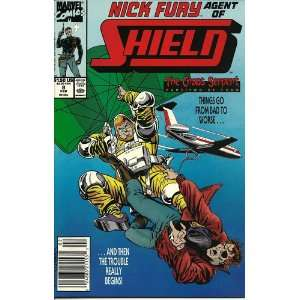 Nick Fury, Agent of S.H.I.E.L.D., Vol. 2 No. 8 The Chaos