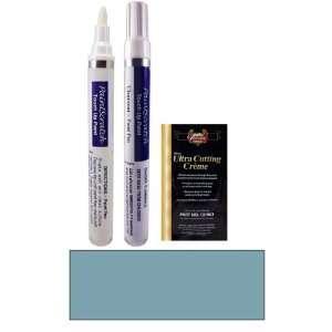 1/2 Oz. Mauritius Blue Metallic Paint Pen Kit for 2012