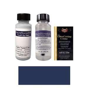 1 Oz. Deep Navy Blue Metallic Paint Bottle Kit for 1999