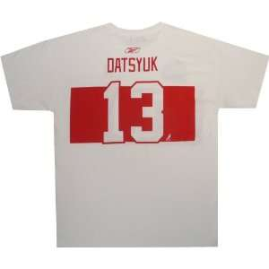 Detroit Red Wings Pavel Datsyuk Winter Classic T Shirt