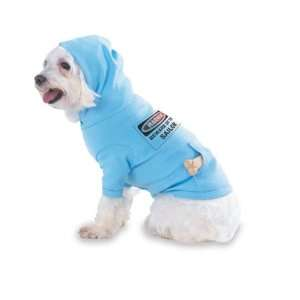 BEWARE OF THE SAILOR Hooded (Hoody) T Shirt with pocket