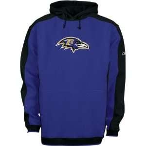 Mens Balimore Ravens Dream Hooded Pullover Sweashir