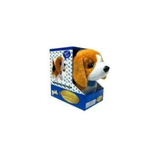 Barney The Beagle Puppy Walking Barking Dog