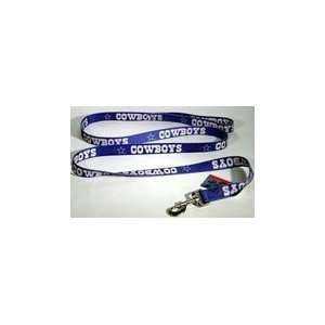 Dallas Cowboys Premium Large Dog Lead:  Sports & Outdoors