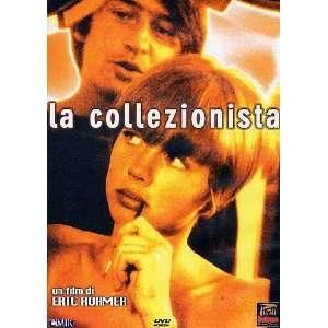 la collezionista (Dvd) Italian Import: haydee politoff