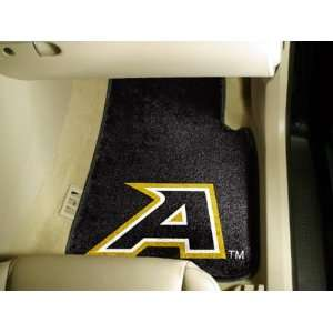 US Military Academy   Car Mats 2 Piece Front  Sports