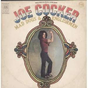Mad Dogs & Englishmen 2xLP Joe Cocker Music