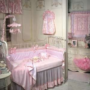 Jessica McClintock Baby Blushberry Dream Nursery Collection 5