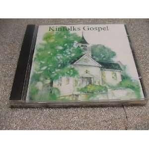 Audio CD Compact Disc of Kinfolks Gospel Favorites. Kinfolks of Dolly