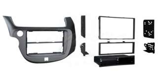 HONDA Jazz LHD 2009> Double Din Car Stereo Fascia Panel