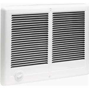 In wall fan heater, electic heater 4000w, in wall mount