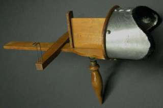 Outstanding Antique Stereoscope / Stereo Viewer Patd. 1903