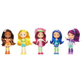 Strawberry Shortcake Berry Best Collection Doll Set   Hasbro 1001119