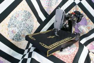 Singer Featherweight 221 CUSTOM LIFT TABLE SLEEVE