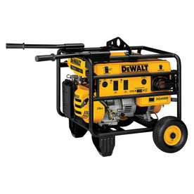 4400 Watt Gas Portable Generator with 18V Battery Start at Lowes