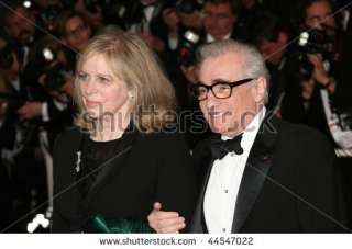 stock photo  CANNES, FRANCE   MAY 15 Martin Scorsese and wife Helen